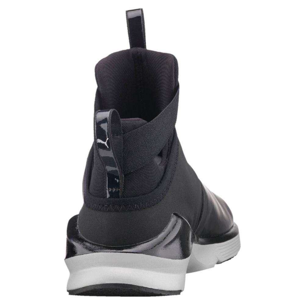 Fierce Strap Metallic Women S Training Shoes Puma