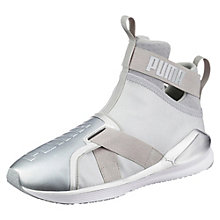 PUMA Fierce Strap Metallic Training Shoes