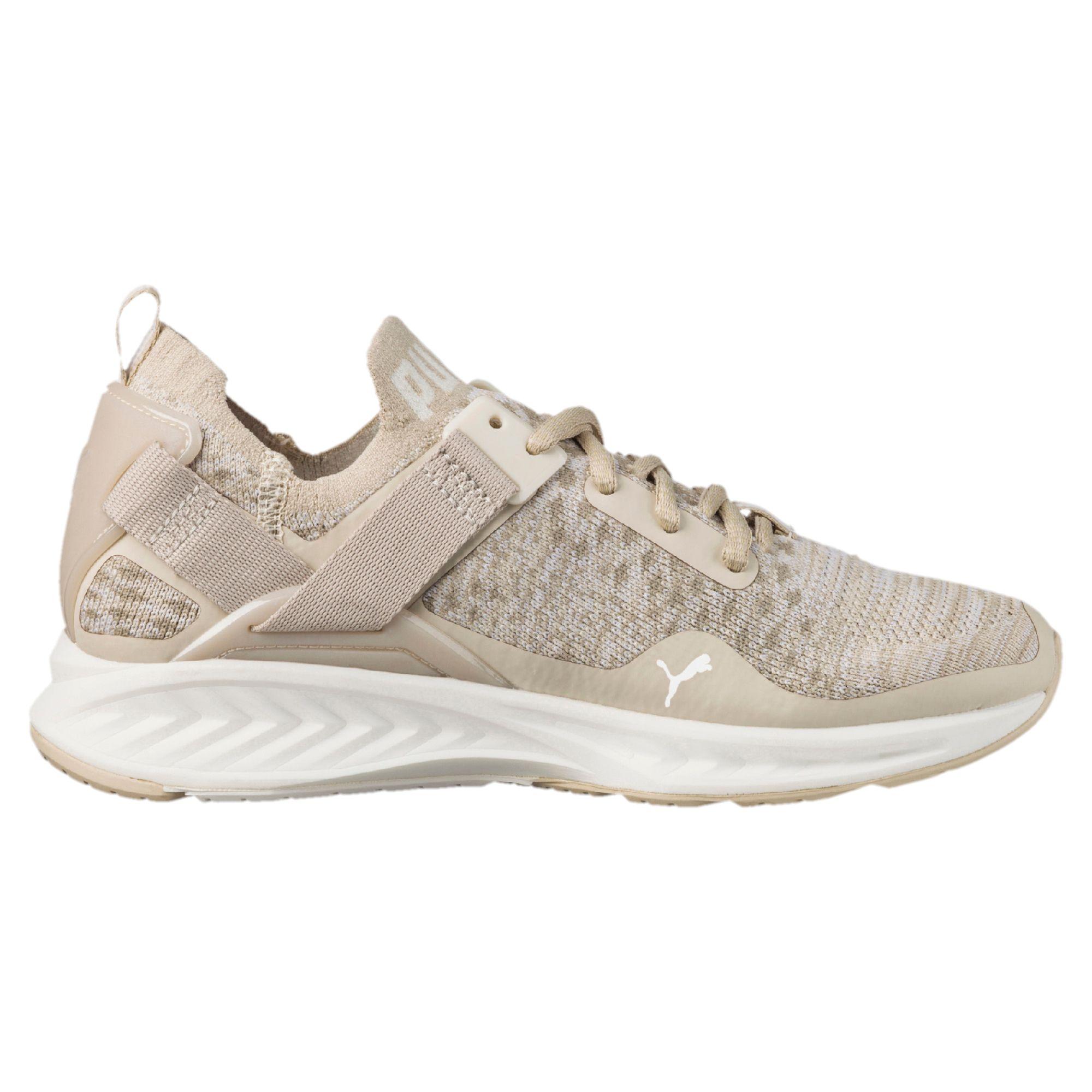 Details zu PUMA IGNITE evoKNIT Lo Pavement Damen Sneaker Laufen Schuhe  Frauen Neu