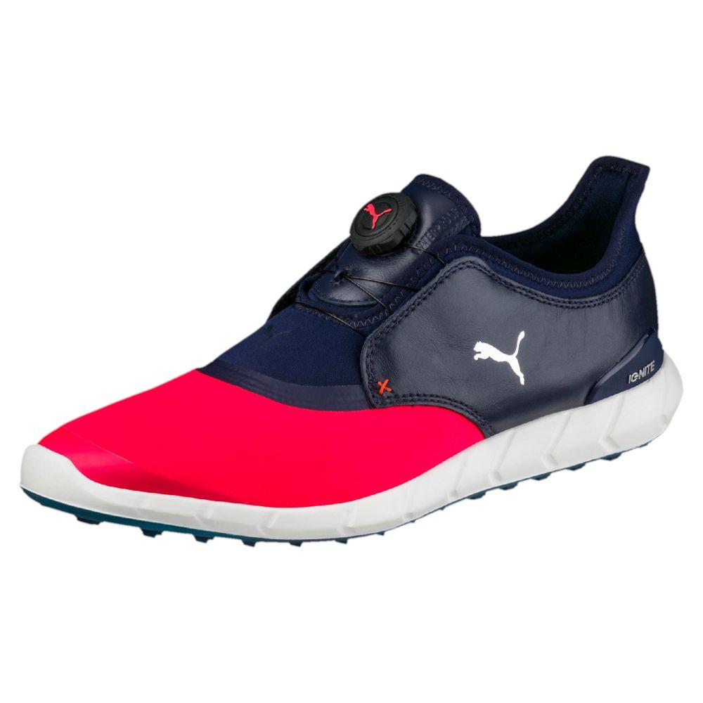 puma ignite spikeless sport disc men�s golf shoes ebay