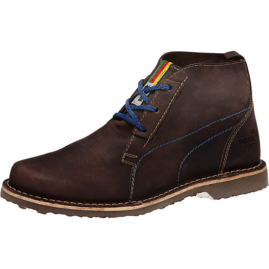 Wilderness Terrae Mid Africa Leather Men's Boots