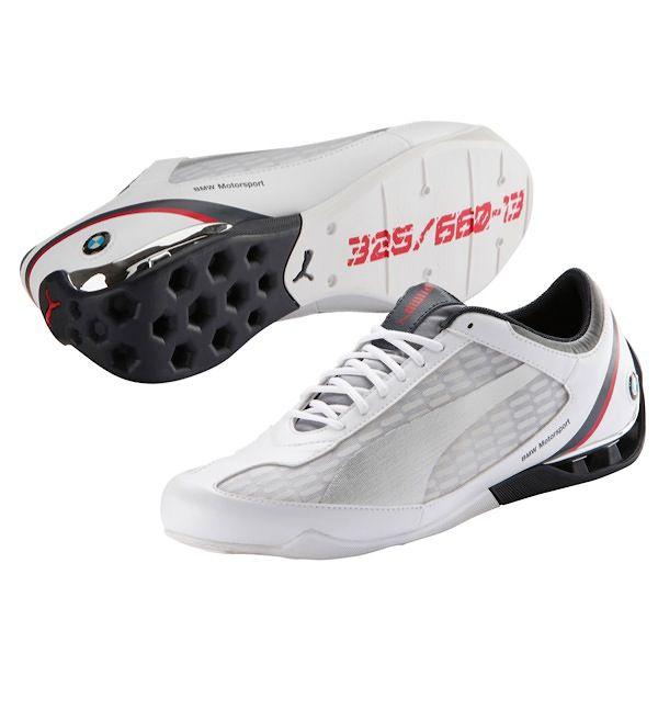 PUMA-Herren-BMW-Power-Race-Sneaker-Schuhe-Sneakers-Motorsport-Maenner
