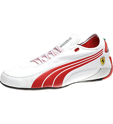 Ferrari Alekto Leather Lo Men's Shoes