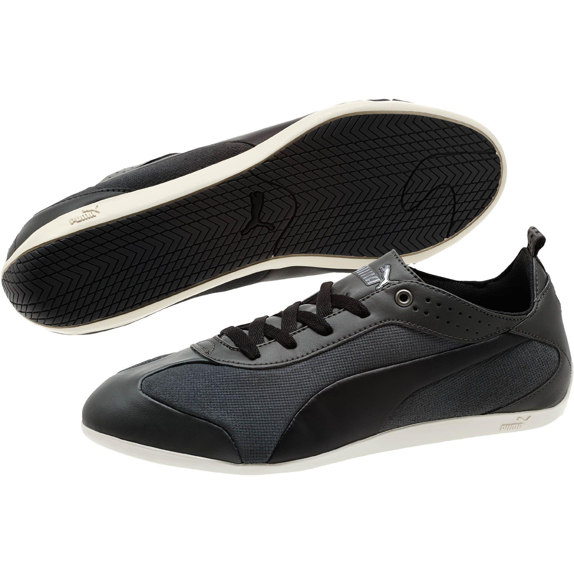 puma caro lo leather schuhe sneakers automotive m nner neu. Black Bedroom Furniture Sets. Home Design Ideas