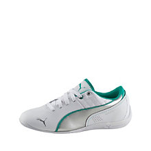 Mercedes amg petronas drift cat 6 leather trainers.