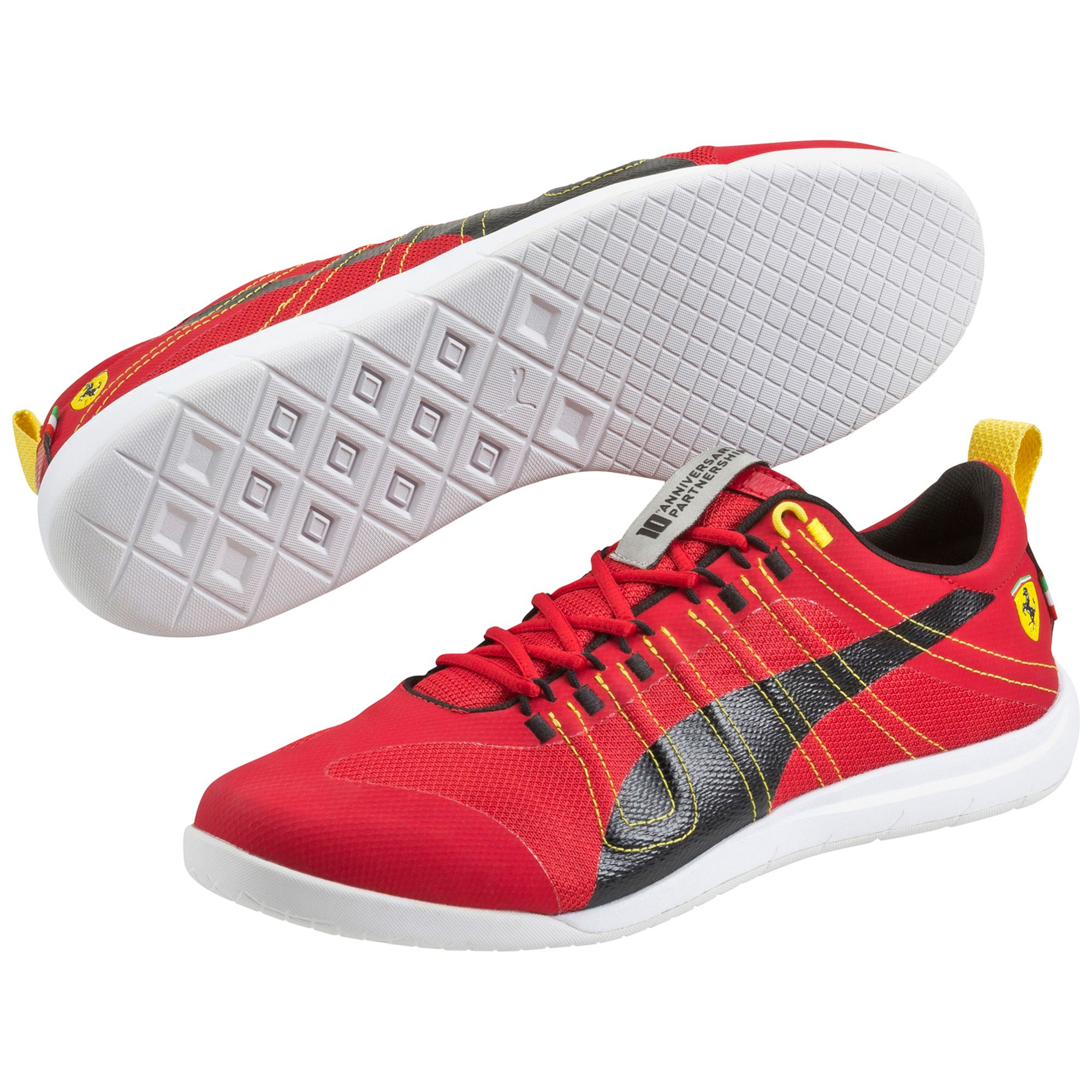 puma tech everfit sf 10 sneaker schuhe ferrari replica. Black Bedroom Furniture Sets. Home Design Ideas