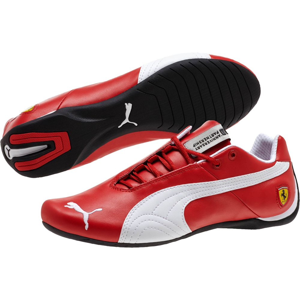 Puma Ferrari Future Cat 10 Leather Men S Shoes Ebay