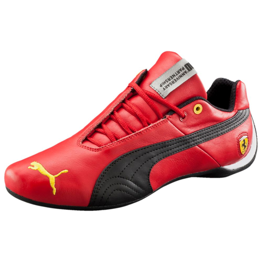 puma ferrari future cat 10 leather men 39 s shoes ebay. Black Bedroom Furniture Sets. Home Design Ideas