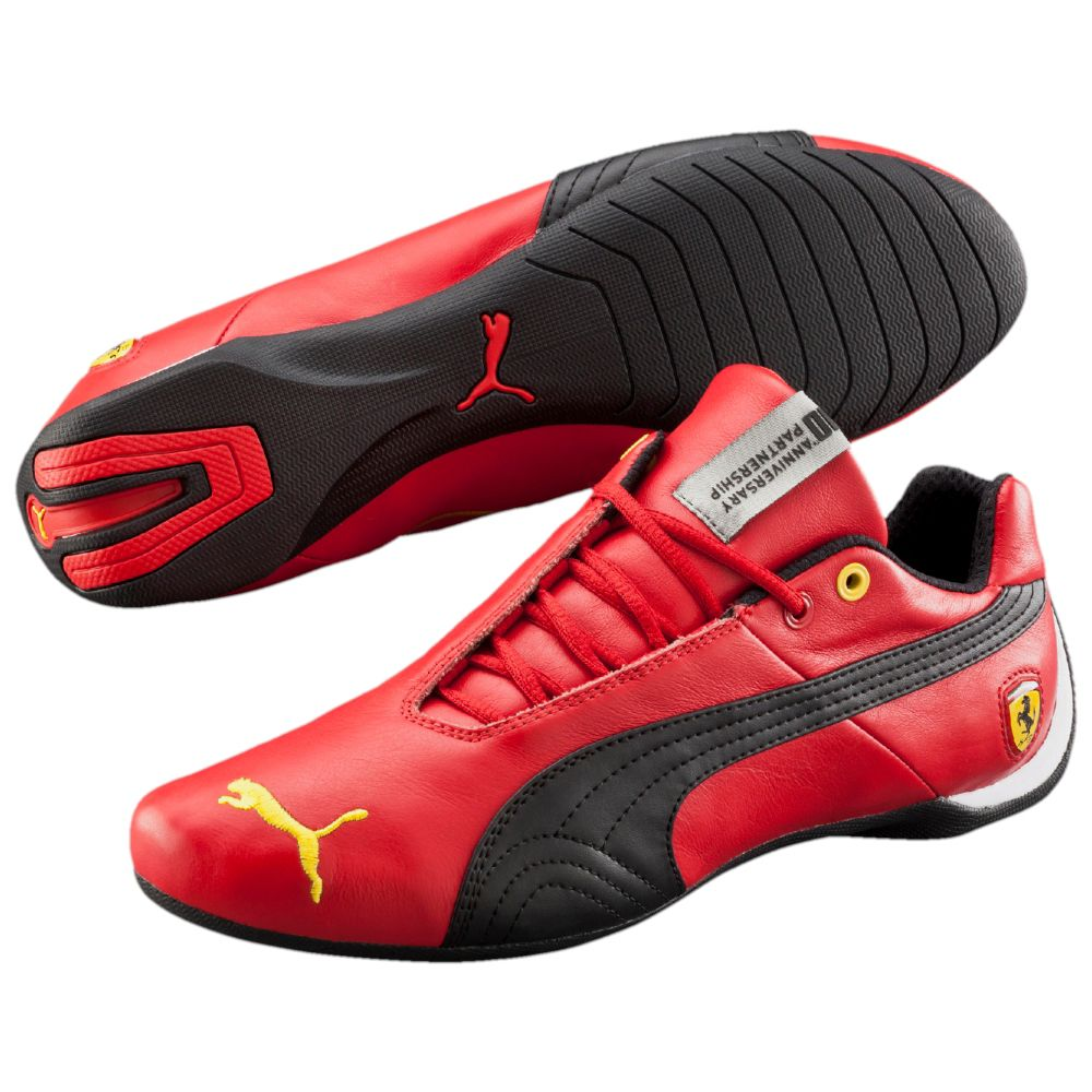 Puma Ferrari Future Cat 10 Leather Men S Shoes Ebay