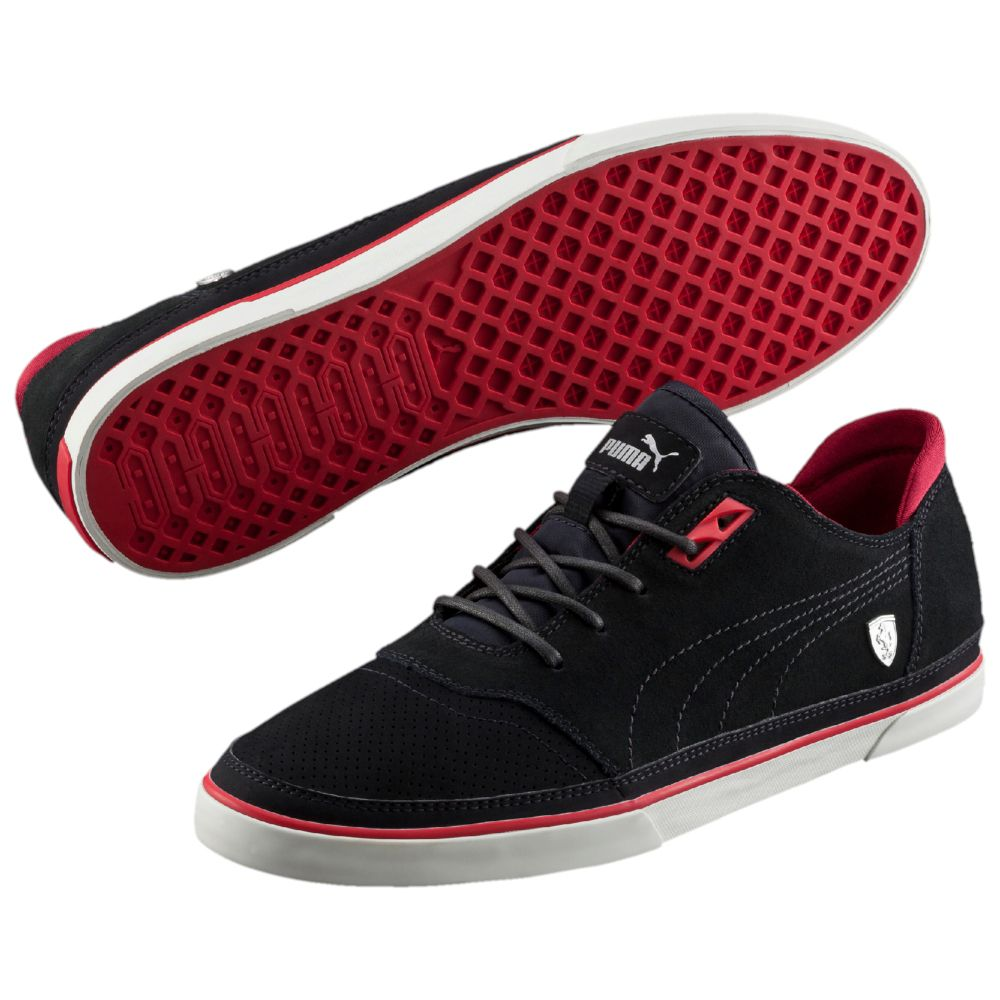 puma ferrari vulcanized men 39 s shoes. Black Bedroom Furniture Sets. Home Design Ideas