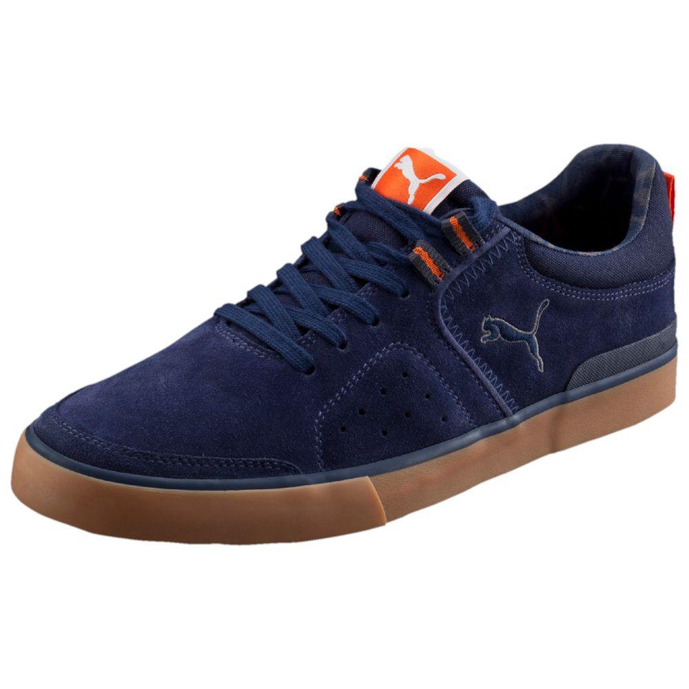 Puma Men S Funist Slider Vulc Embossed Fashion Sneaker