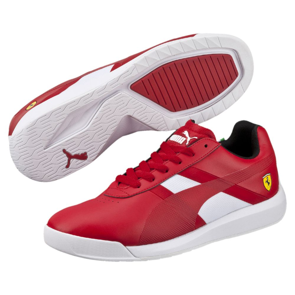 puma ferrari podio tech men 39 s shoes. Black Bedroom Furniture Sets. Home Design Ideas