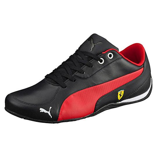 Кроссовки Drift Cat 5 SF NM 2Кроссовки и кеды<br>Кроссовки Drift Cat 5 SF NM 2<br>Наша последняя разработка в обуви линейки Drift Cat — это простые, модные и быстрые низкопрофильные кроссовки для фанатов Ferrari.<br><br>Сезон: Весна-лето 2016<br>Кожаный верх<br>Материал EVA для улучшенной амортизации<br>Закругленная пятка .<br>Низкопрофильная подошва для лучшего ощущения поверхности<br><br><br>color: черный<br>size RU: 43.5<br>gender: Male