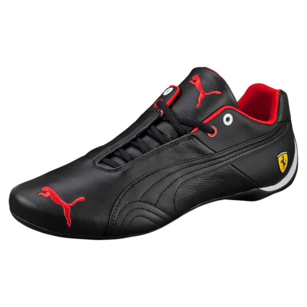 puma ferrari future cat leather men 39 s shoes ebay. Black Bedroom Furniture Sets. Home Design Ideas