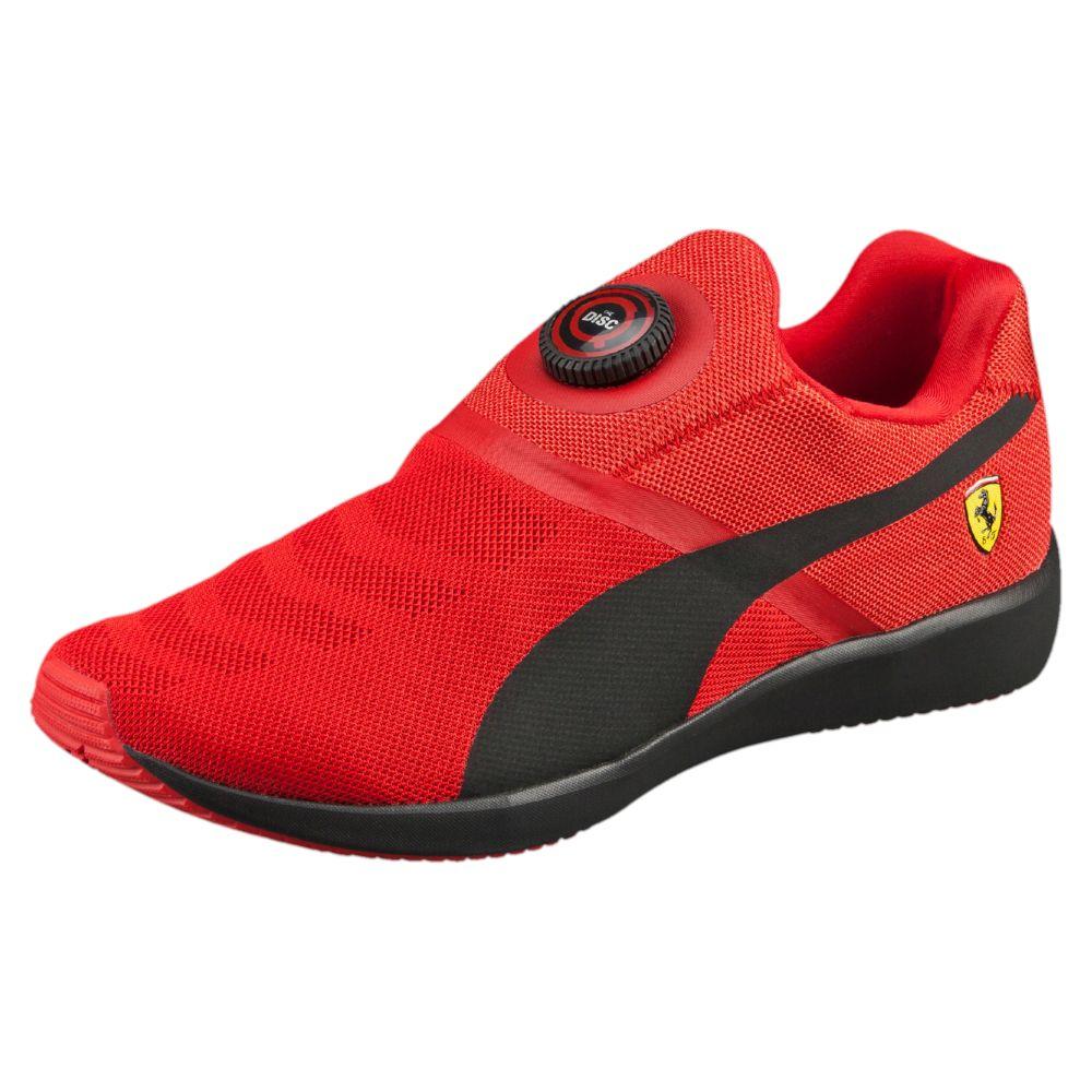 Zapatillas de deporte Podio Tech Sf para hombre, Rosso Corsa / Rosso Corsa / Puma Black, 8.5 M US