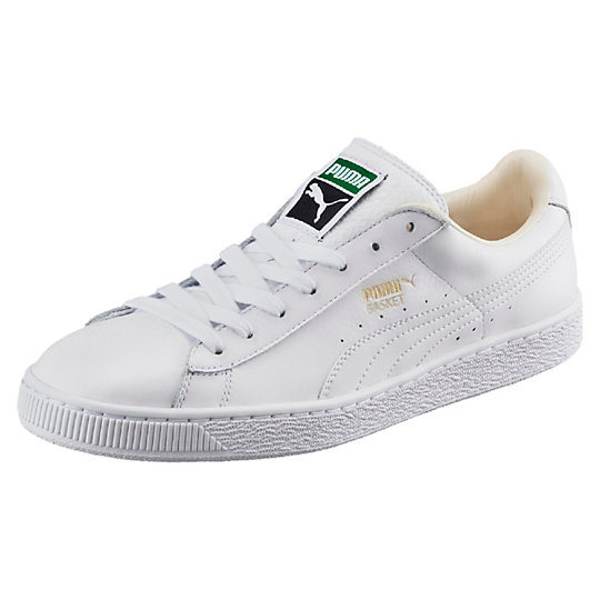 Heritage Basket Classic Trainers
