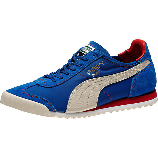 Roma Slim Nylon Men's Sneakers