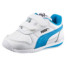 Fieldsprint Leder Baby Sneaker