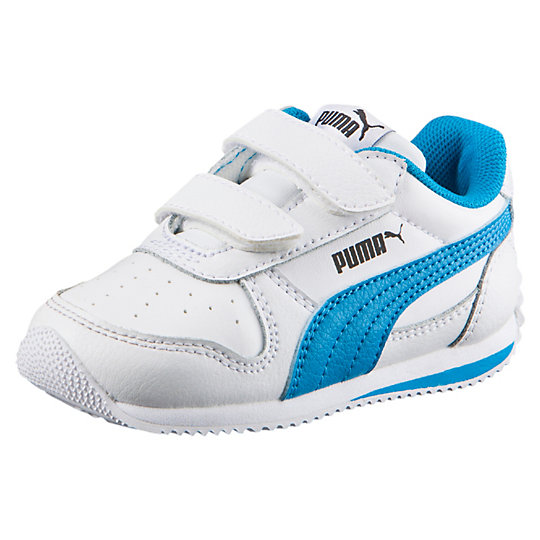 Fieldsprint Leather Baby Trainers
