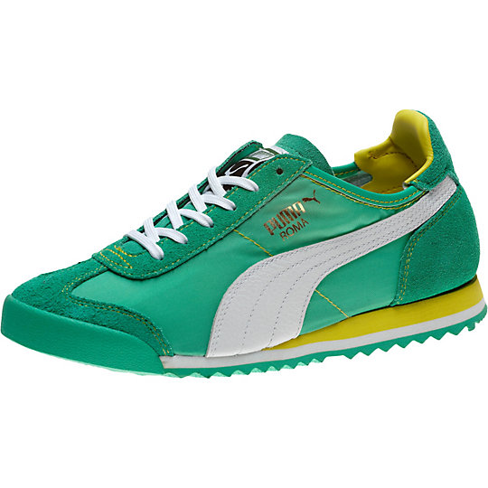 Roma Slim Nylon Women's Sneakers