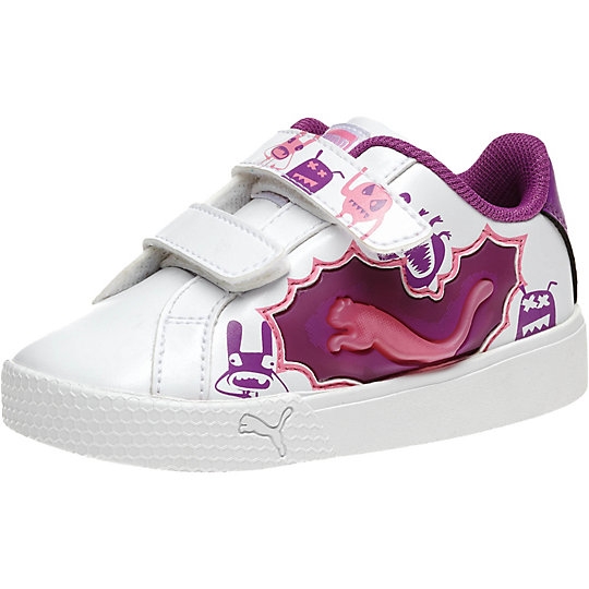 Game Point Fright Light-Up Kids Sneakers