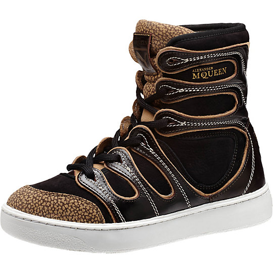 Alexander McQueen Husska Women's Boots