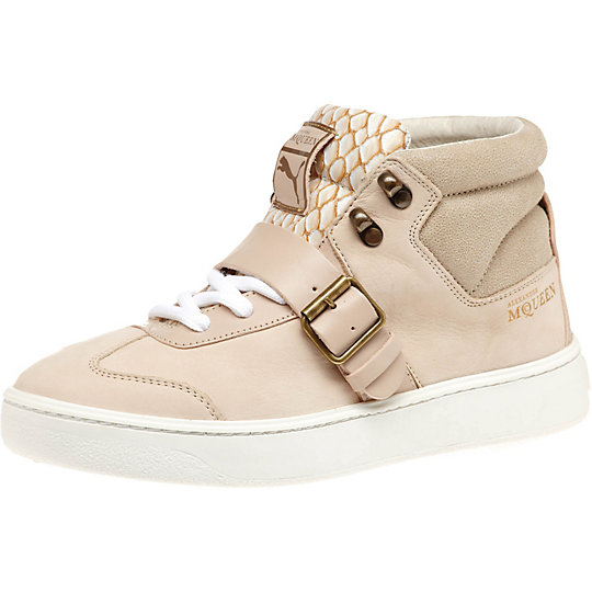 Alexander McQueen Winter Vashty Mid Women's Shoes