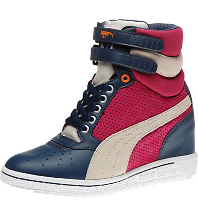 Sky Wedge Women's Sneakers