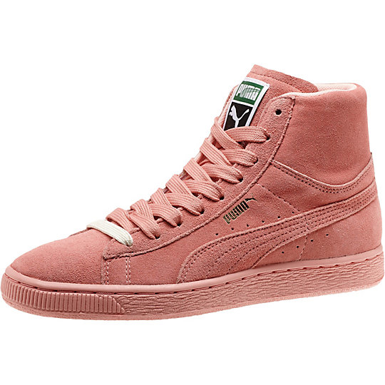Suede Mid Women's Sneakers