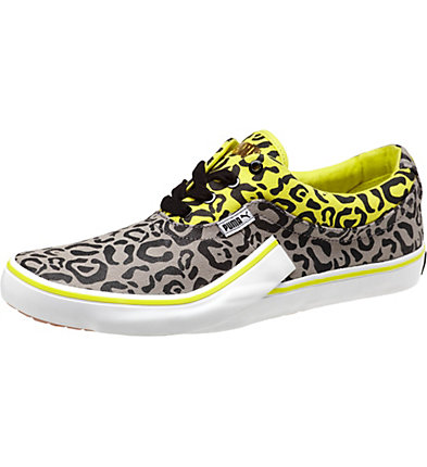 Villian S Cheetah Women's Sneakers