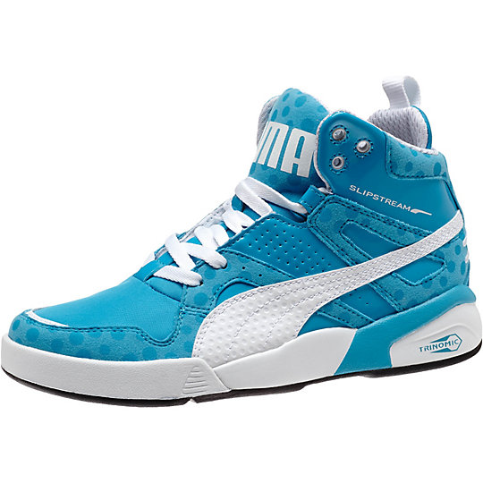 Future Trinomic Slipstream LT Fluo Mid Women's Sneakers
