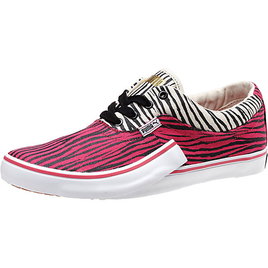 Villian S Zebra Women's Sneakers