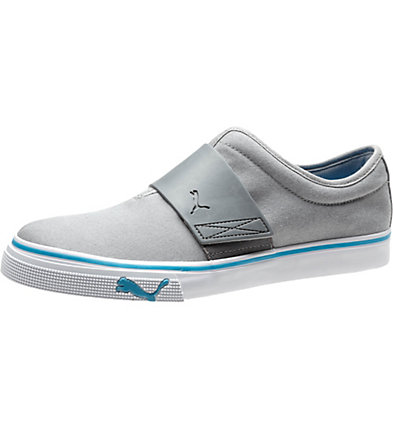 El Rey Chambray Men's Slip-On Shoes