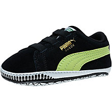 Suede Crib Sneakers