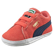 Basket Suede Crib Kids