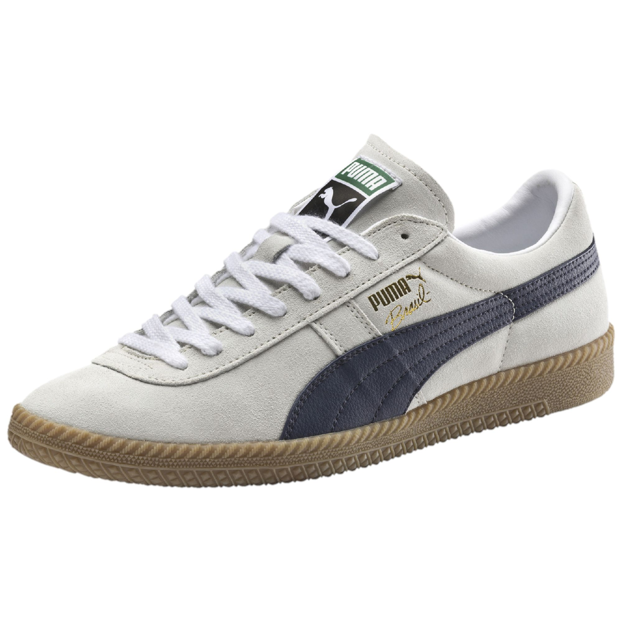 puma brasil vintage football sneaker schuhe fussball. Black Bedroom Furniture Sets. Home Design Ideas