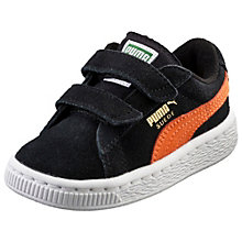 Suede 2 Straps Trainers