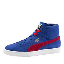Chaussure montante Suede Classic+