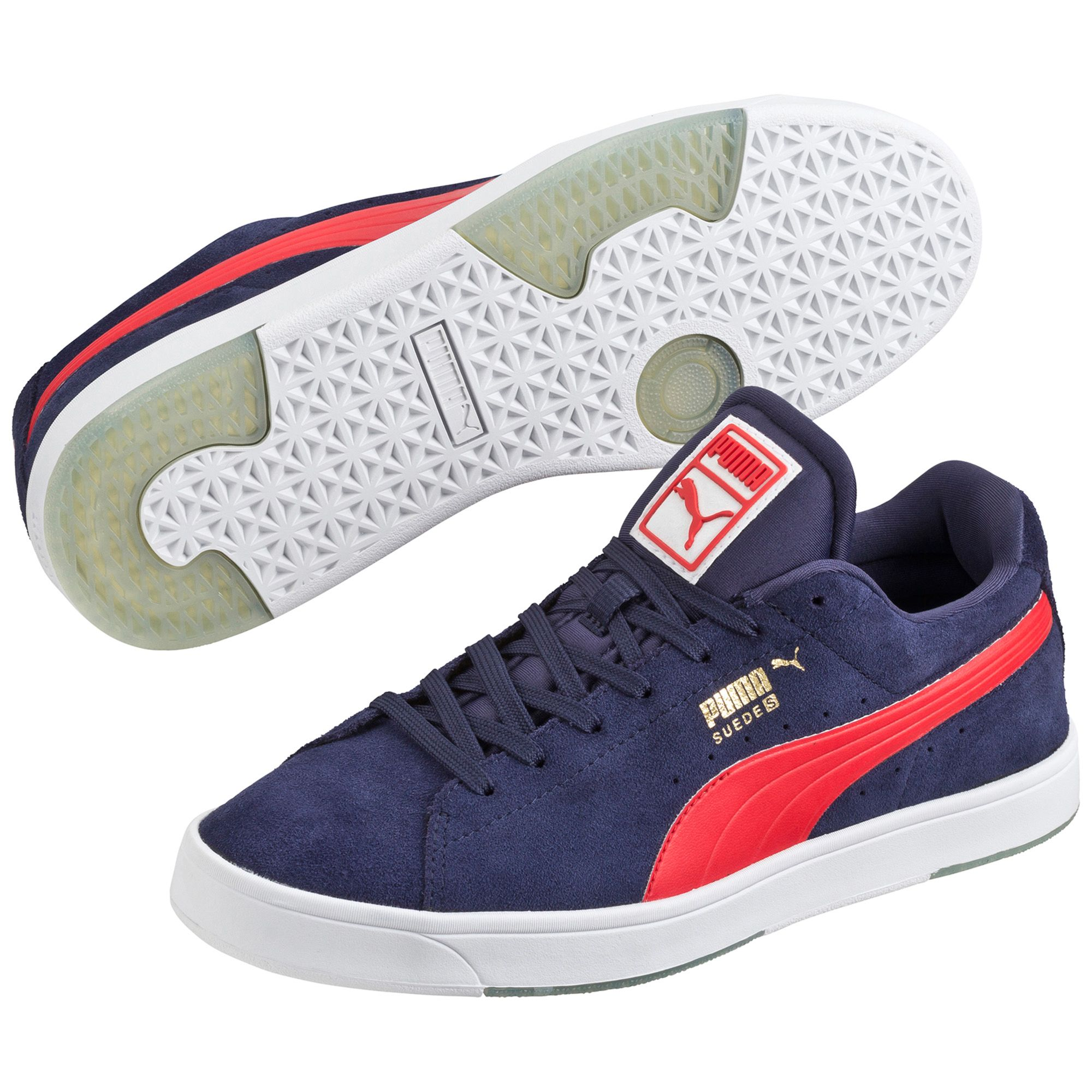 puma suede s sneaker schuhe evolution m nner neu ebay. Black Bedroom Furniture Sets. Home Design Ideas