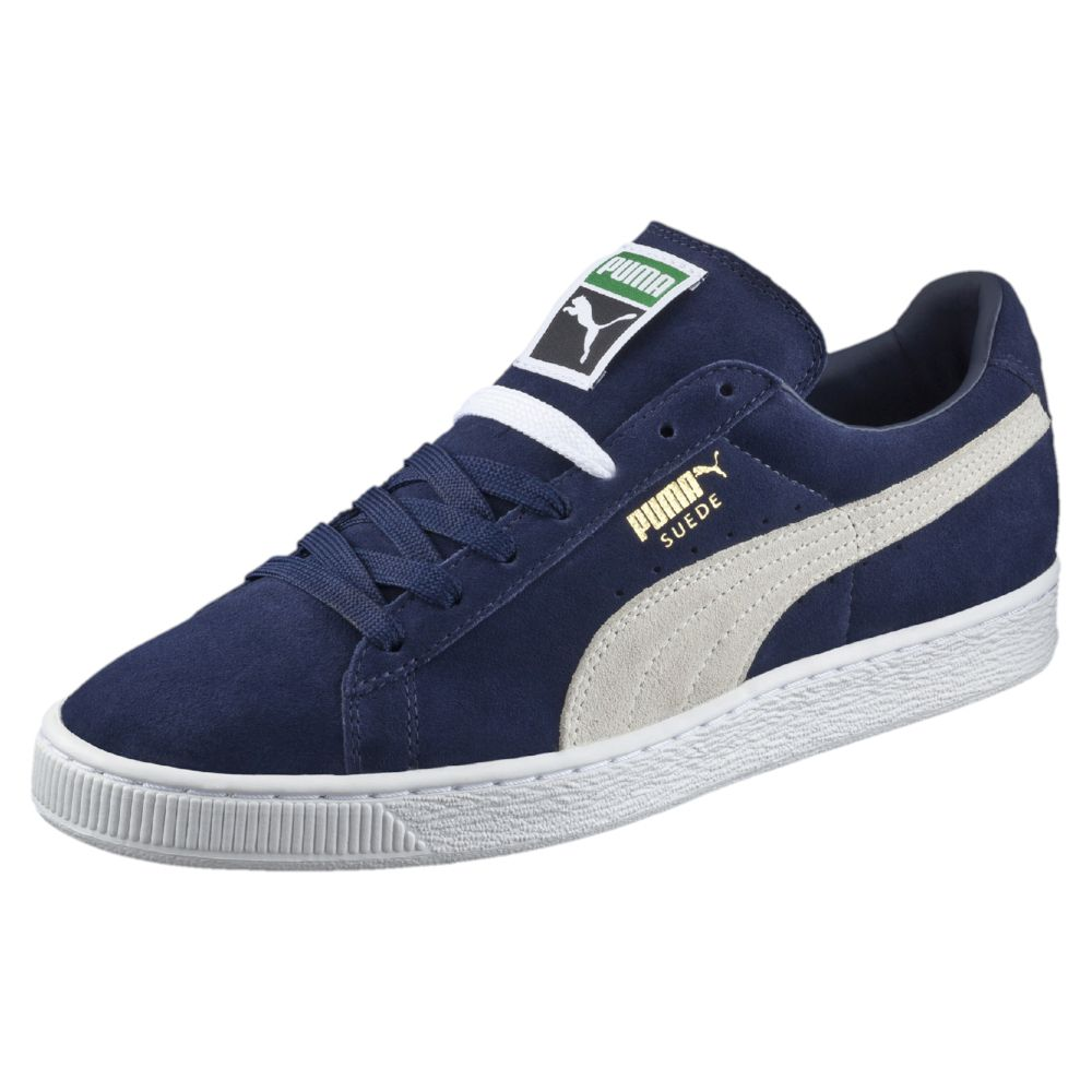 how to clean puma suede shoes