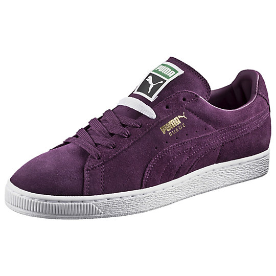 Suede Classic+ Trainers