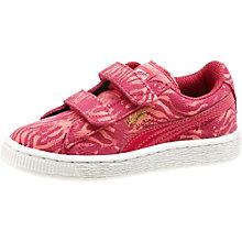 Suede Animal Kids Sneakers