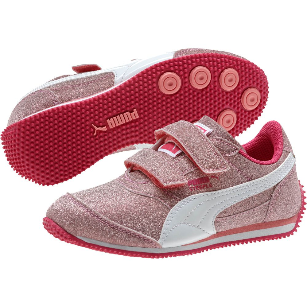 c69a79163839 PUMA-Steeple-All-Over-Glitter-Kids-Sneakers thumbnail 63