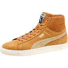 Basket Classic Natural Calm Mid Men's Sneakers