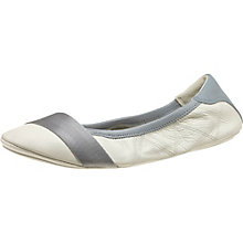 Rhythm Fur Natural Calm Women's Ballet Flats