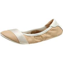 Rhythm Fur Natural Calm Women's Ballet Flats