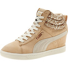 Natural Calm Women's Wedge Sneakers
