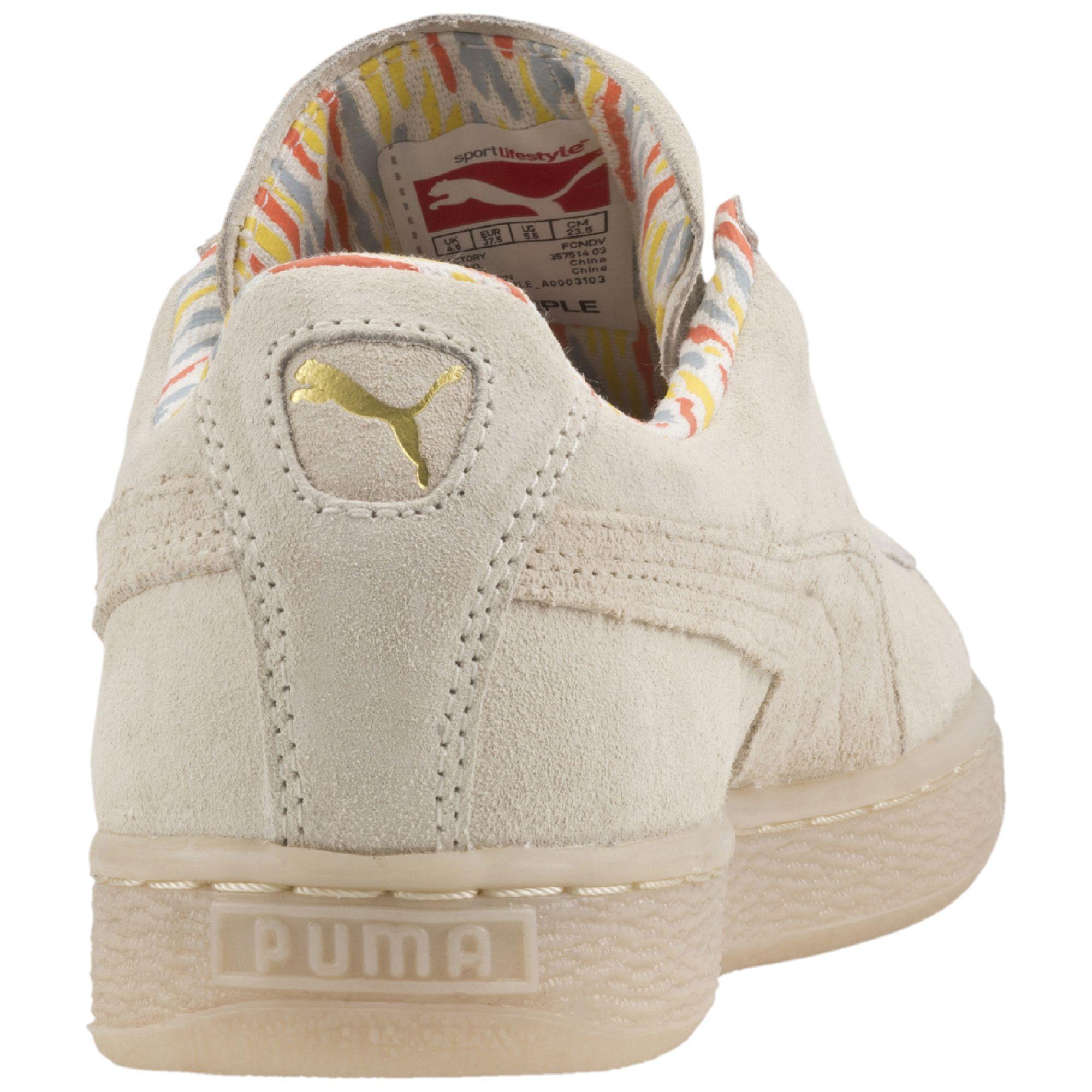 Puma Suede Classic Damen Weiß