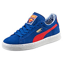 Suede Superman Kids Trainers