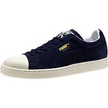 Suede Rubber Toe Sneaker